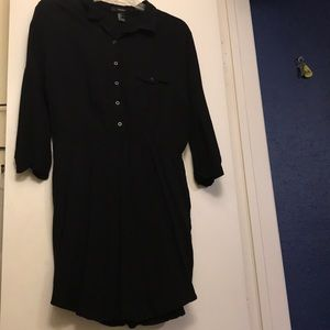 Black tunic/dress